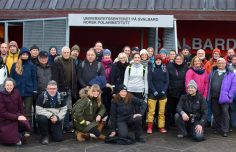 Successful 1st Annual meeting for INTERACT in Svalbard