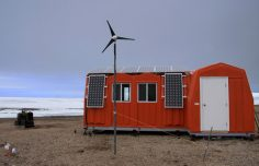 CEN Ward Hunt Island Research Station