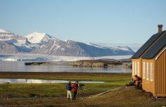 Netherlands' Arctic Station