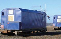 Beliy Island Research Station
