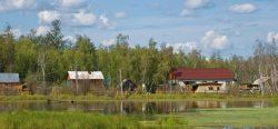Spasskaya Pad Scientific Forest Station