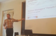 Station Managers' Forum III in Vahrn, Italy