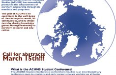 ACUNS 18 – Call for Abstracts