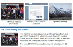 INTERACT Newsletter #3