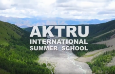 Video from Aktru Summer School 2018