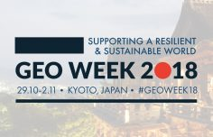 INTERACT at GEO Week in Kyoto, Japan