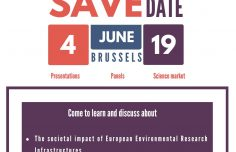Save the date – ENVRIplus dissemination event 4 June