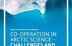Release of final report of the 2nd Arctic Science Ministerial