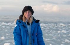 IASC Medal 2019 Awarded to Dr. Marika Holland