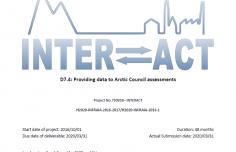 New deliverable report available online (INTERACT II)
