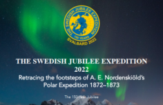 THE SWEDISH JUBILEE EXPEDITION  2022 invitation