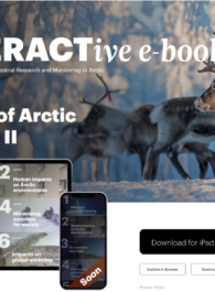 INTERACTIVE E-book: Stories of Arctic Science II