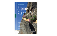 Third edition of Alpine Plant Life published by INTERACT station manager