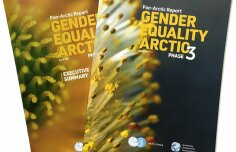Publication Available: Pan-Arctic Report on Gender Equality in the Arctic